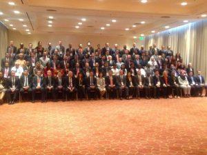UNIF presente en plenaria del Grupo Egmont en Buenos Aires, Argentina