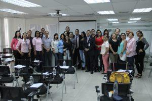"""Curso de  """"Prevención, Control y Detección de la Legitimación de Capitales y el Financiamiento al Terrorismo en Venezuela"""", dirigido a los trabajadores de Fundamusical Bolívar"""