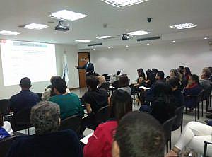 La UNIF brinda  taller dirigido al personal de la Sociedad Nacional de Garantías Reciprocas para la Pequeña y Mediana Industria SOGAMPI, S.A.